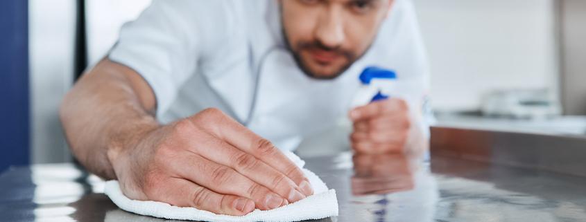Reinigingsmiddelen & Hulpmateriaal